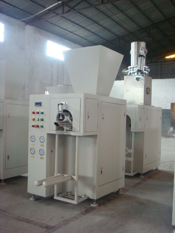 High Capacity Automatic Weighing And Bagging Machine For Valve Bag