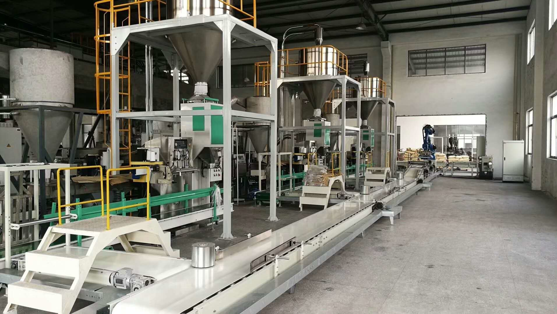 400 Bags Per Hour Granular 4KW Bag Packing Machines